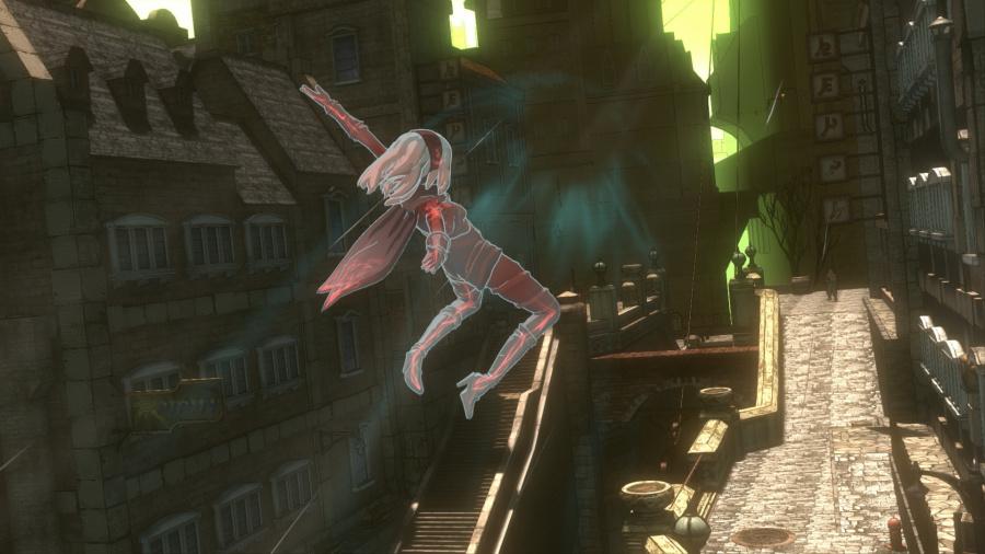 Gravity Rush Remastered Review - Screenshot 1 of 3