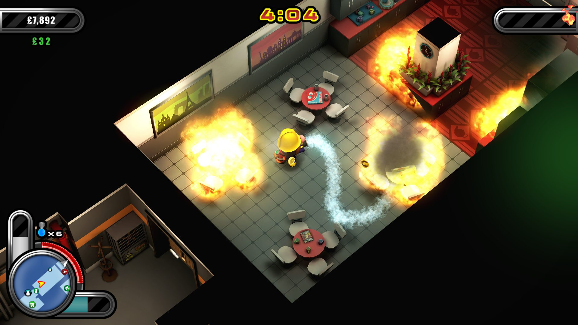 Sony Ps Vita Games Screenshots : Flame over review ps push square