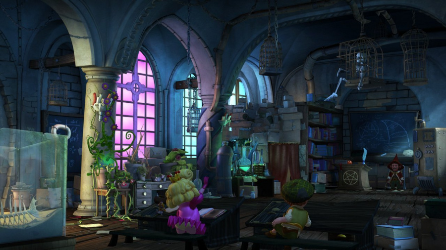 The Book of Unwritten Tales 2 Review - Screenshot 3 of 4