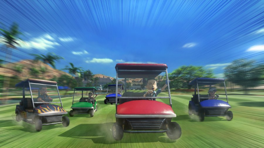 Everybody's Golf Review - Screenshot 2 of 5