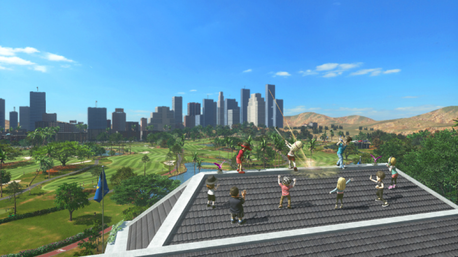 Everybody's Golf Review - Screenshot 5 of 5