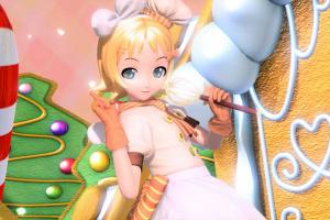 Hatsune Miku: Project DIVA Future Tone Screenshot
