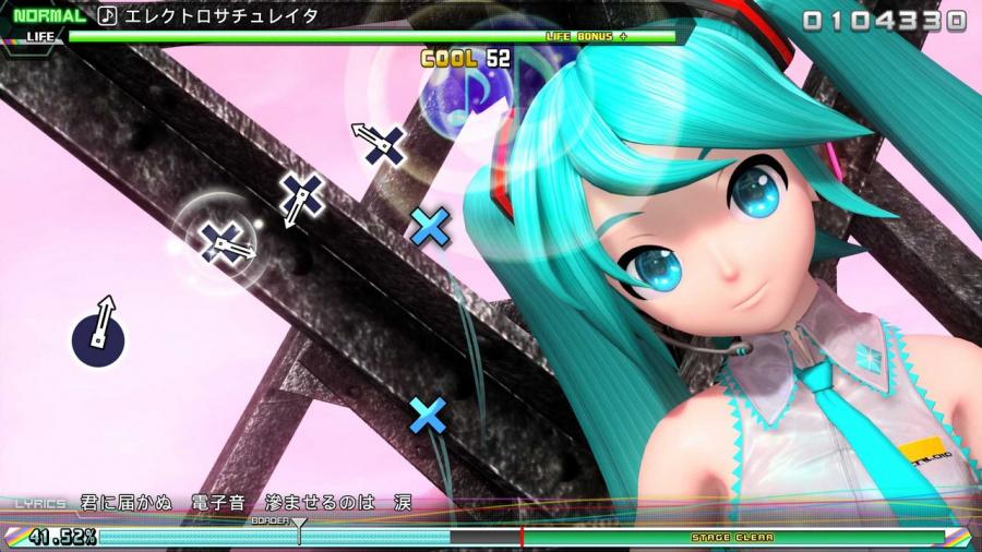 Hatsune Miku: Project DIVA Future Tone Review - Screenshot 1 of 3