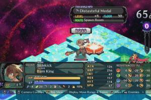 Disgaea 5: Alliance of Vengeance Screenshot