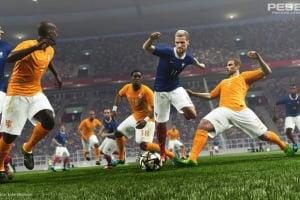 PES 2016: Pro Evolution Soccer Screenshot
