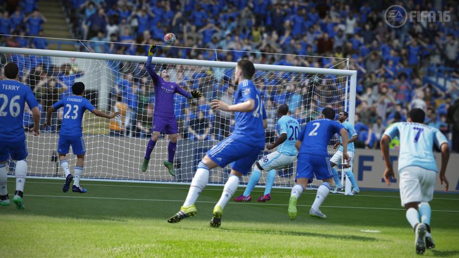 FIFA 16 Review - Screenshot 1 of 6