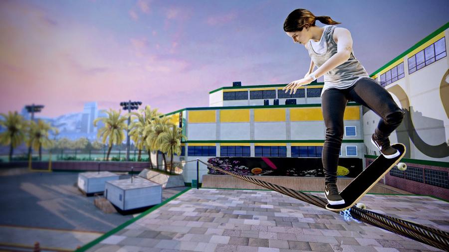 Tony Hawk's Pro Skater 5 Review - Screenshot 1 of 9
