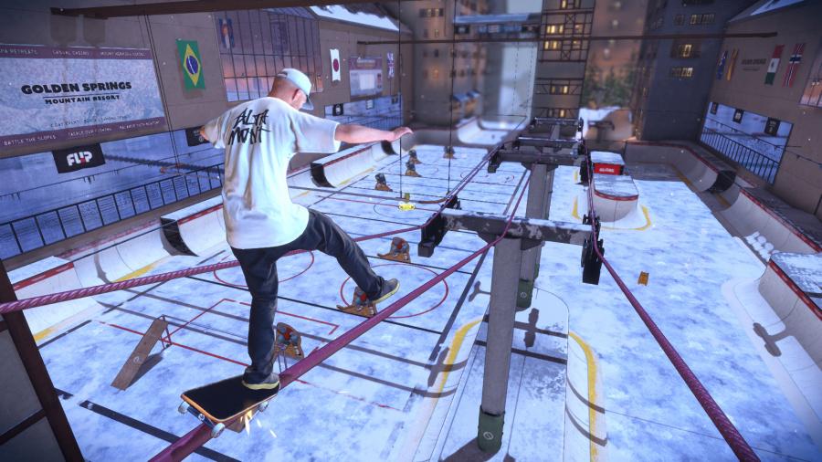 Tony Hawk's Pro Skater 5 Review - Screenshot 6 of 9