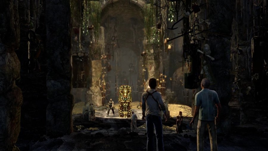 Uncharted: The Nathan Drake Collection Review - Screenshot 4 of 5