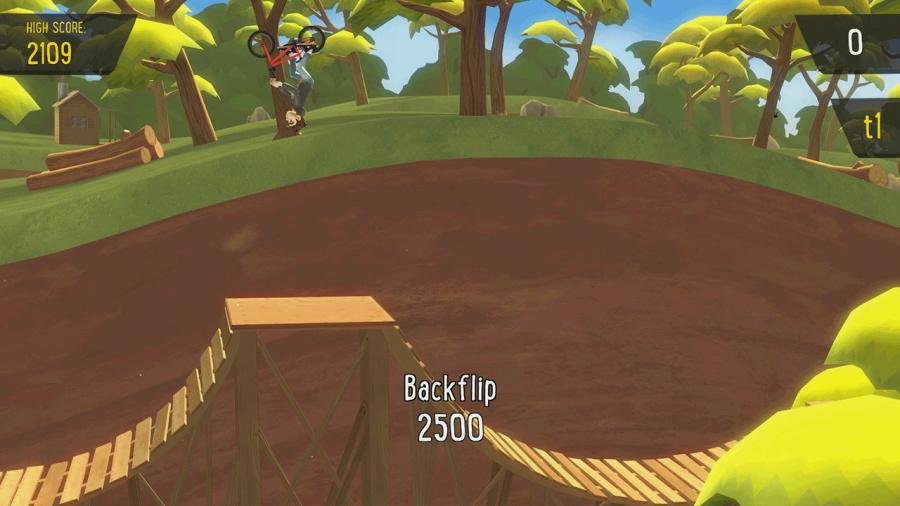Pumped BMX + Review - Screenshot 1 of 2