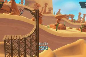 Pumped BMX + Screenshot