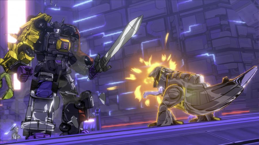 Transformers: Devastation Review - Screenshot 2 of 5