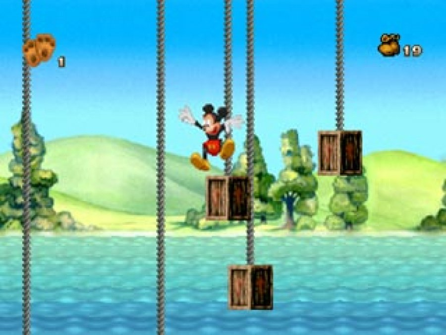 Mickey's Wild Adventure Review - Screenshot 1 of 8