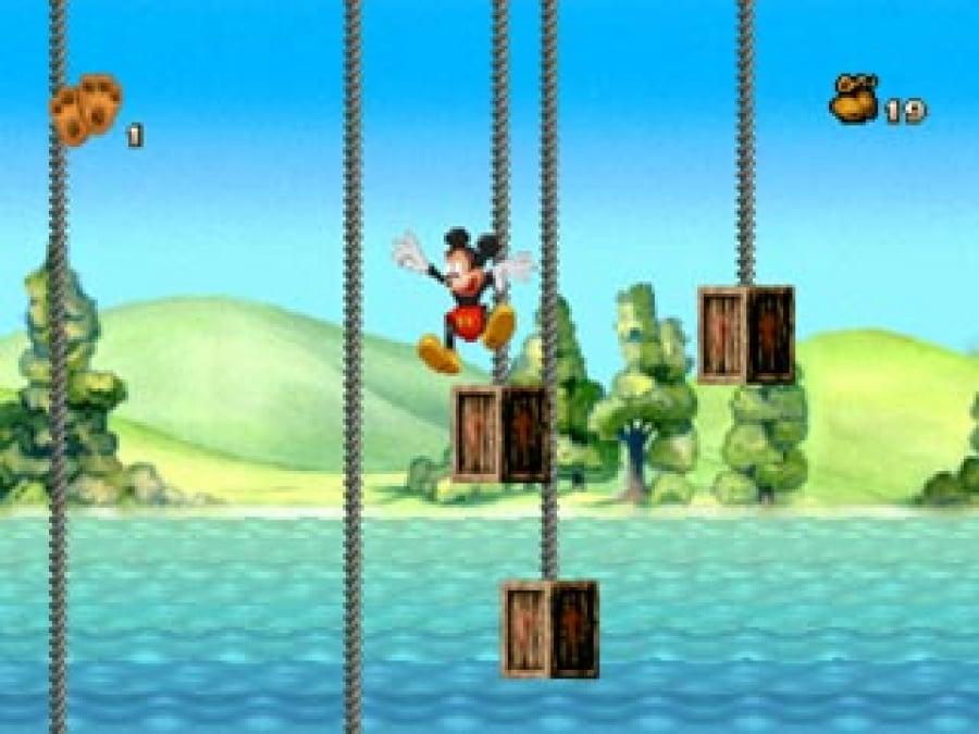 Mickey's Wild Adventure Review - Screenshot 2 of 8