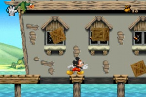 Mickey's Wild Adventure Screenshot