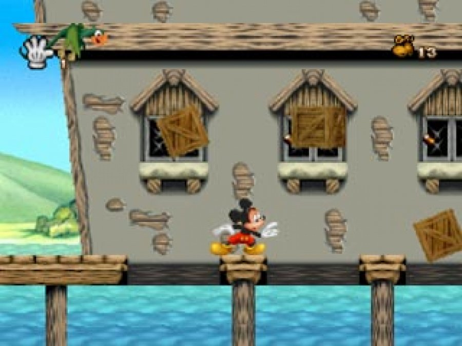 Mickey's Wild Adventure Review - Screenshot 1 of 8