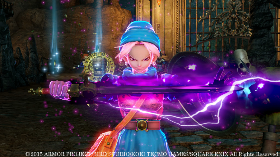 Dragon Quest Heroes: The World Tree's Woe and the Blight Below Review - Screenshot 1 of 7