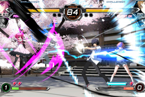Dengeki Bunko: Fighting Climax Screenshot