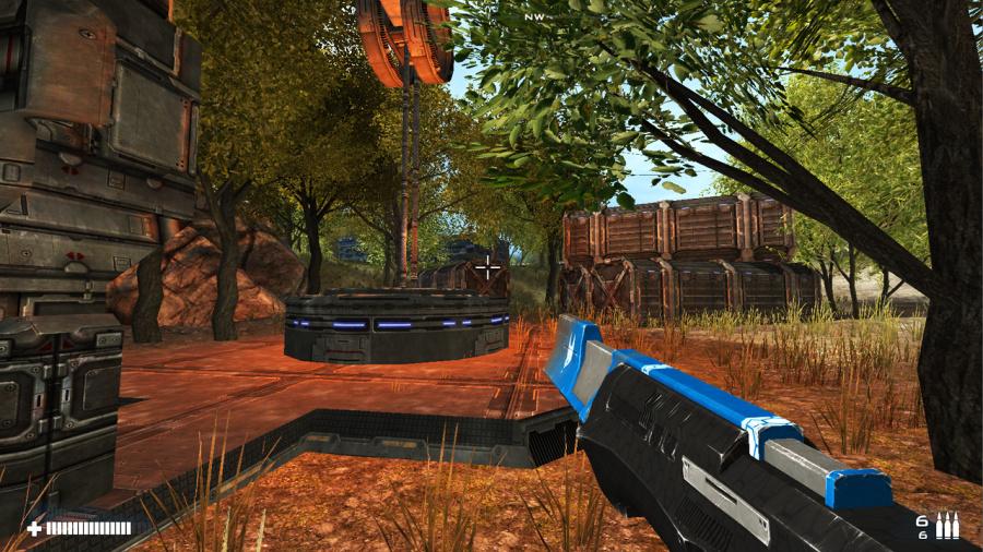 Bedlam: The Game Review - Screenshot 1 of 3
