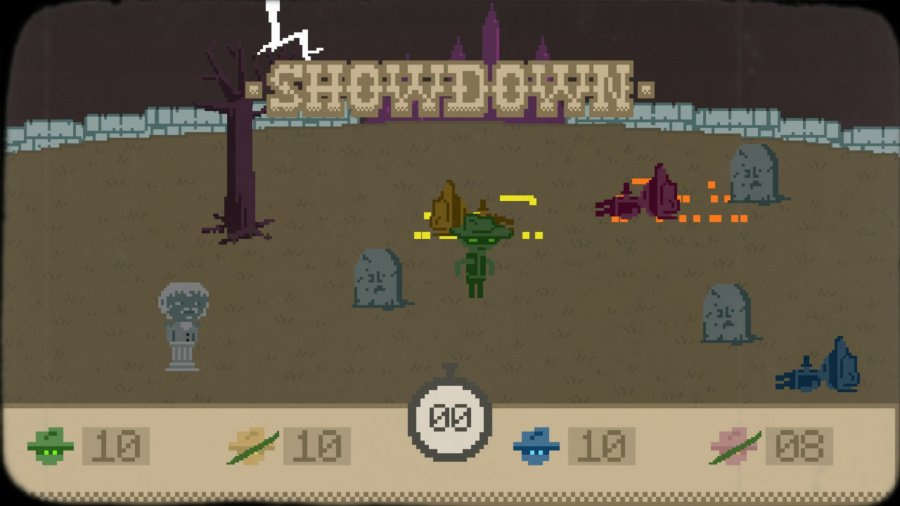 Thief Town Review - Screenshot 1 of 3