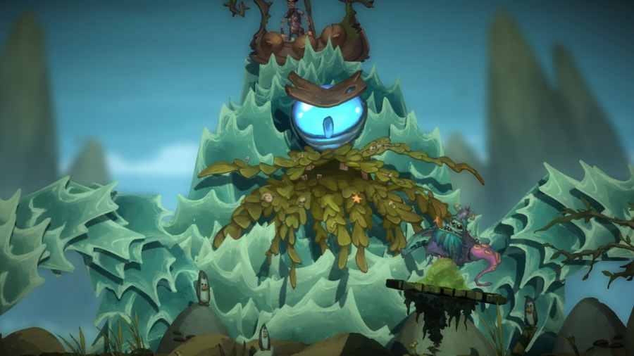 Zombie Vikings Review - Screenshot 2 of 3