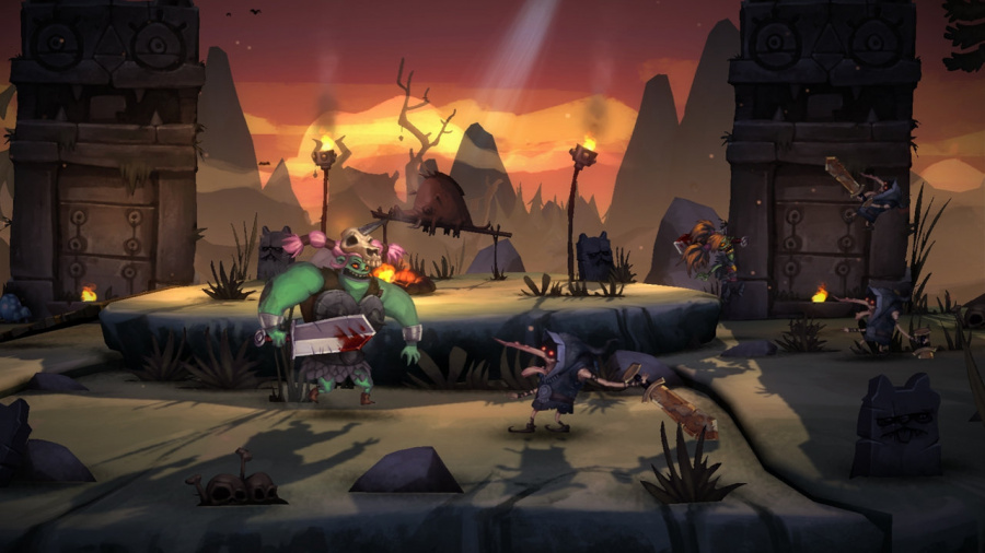 Zombie Vikings Review - Screenshot 1 of 3