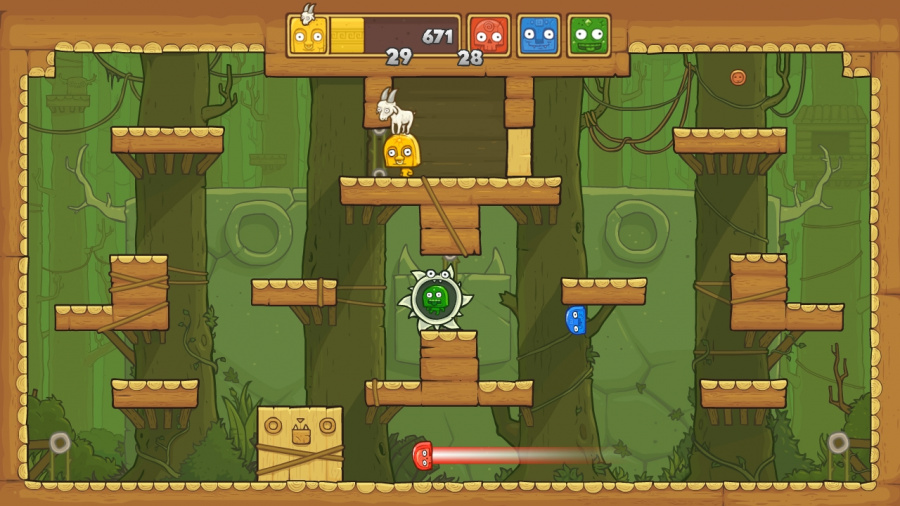 Toto Temple Deluxe Review - Screenshot 1 of 3