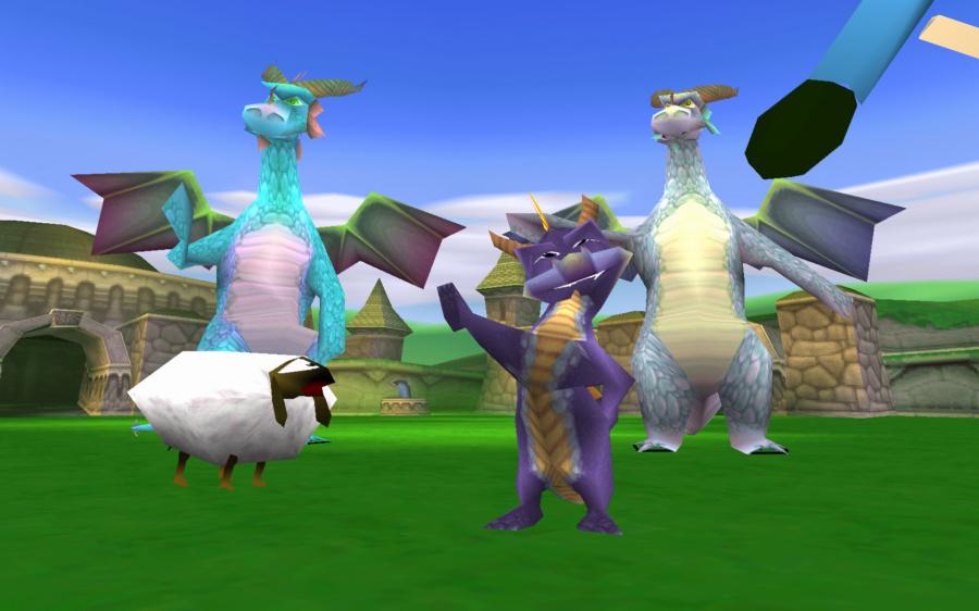 Spyro the Dragon Review - Screenshot 4 of 5