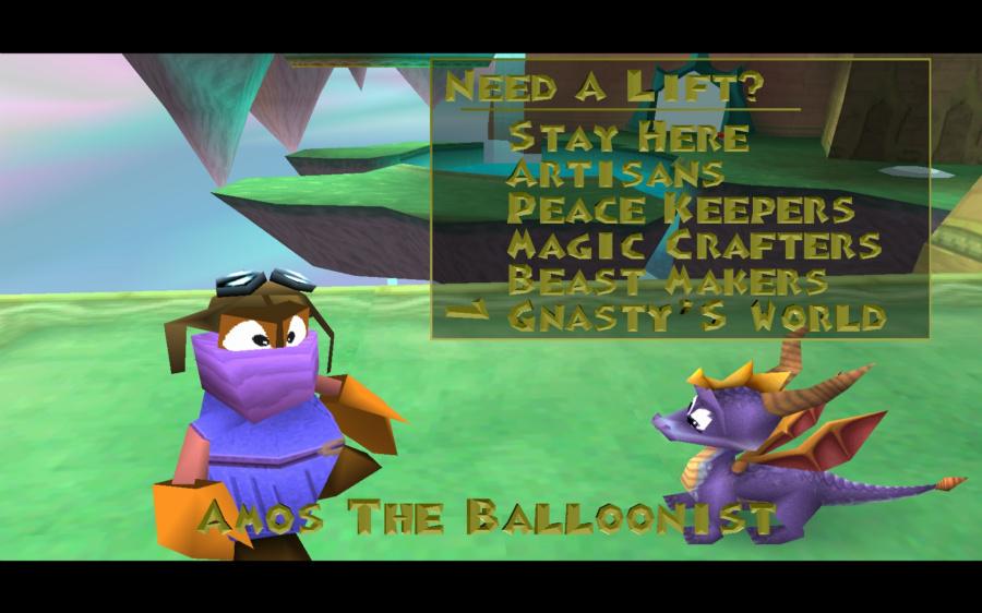Spyro the Dragon Review - Screenshot 1 of 5
