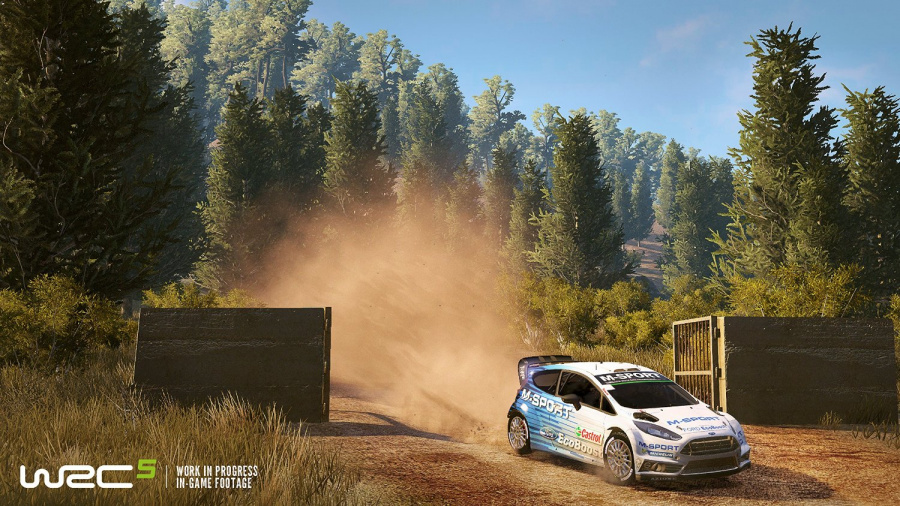 WRC 5 Review - Screenshot 1 of 3