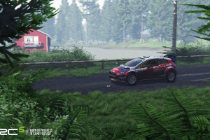 WRC 5 Screenshot