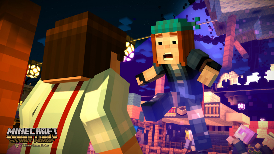 Minecraft: Story Mode - Episode 1: The Order of the Stone Review - Screenshot 1 of 4