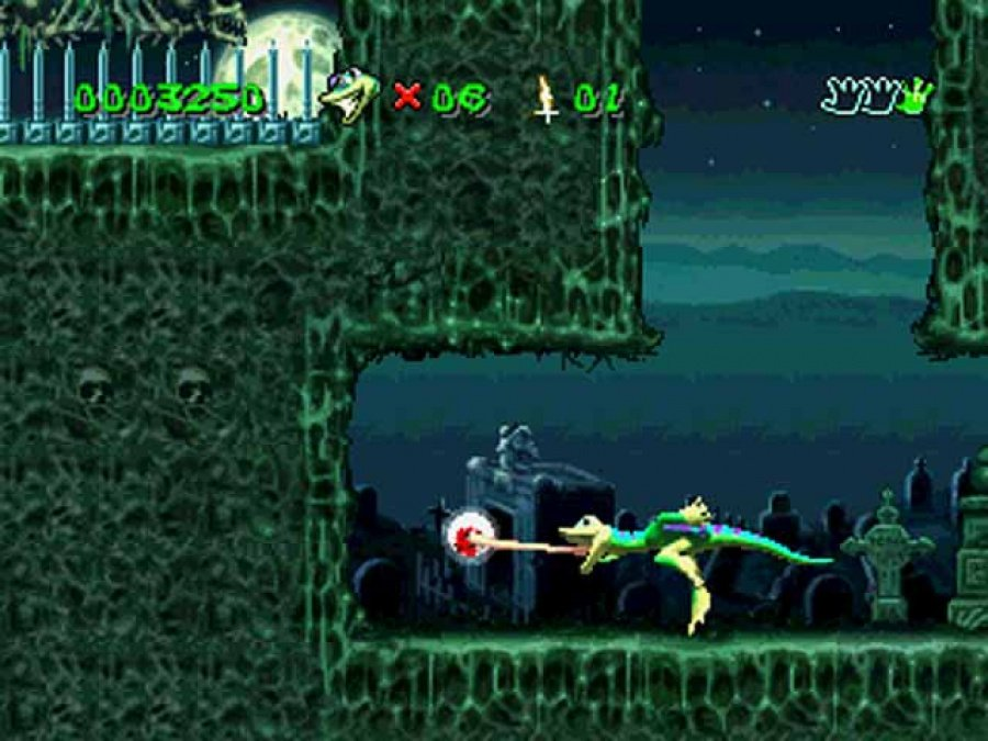 GEX Review - Screenshot 2 of 9