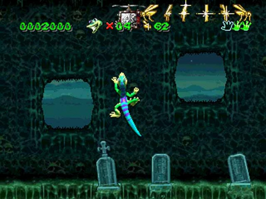 GEX Review - Screenshot 7 of 9
