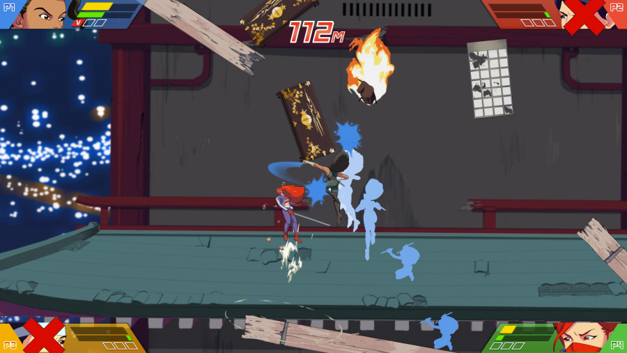 SkyScrappers Review - Screenshot 1 of 3
