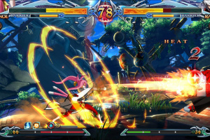 BlazBlue: Chrono Phantasma Extend Screenshot