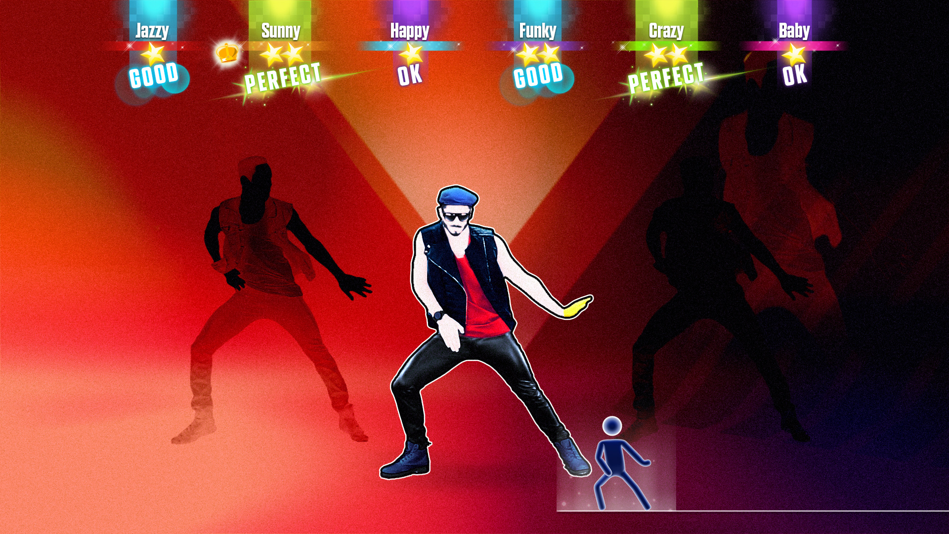 just dance 2016 ps4 review push square. Black Bedroom Furniture Sets. Home Design Ideas