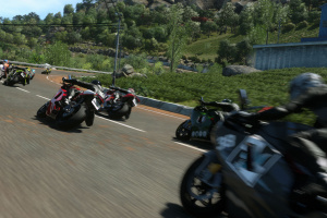 DriveClub Bikes Screenshot