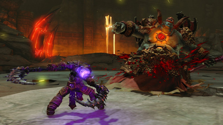Darksiders II: Deathinitive Edition Review - Screenshot 1 of 4