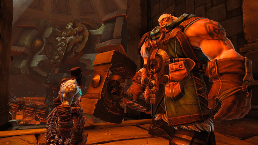 Darksiders II: Deathinitive Edition Review - Screenshot 4 of 4