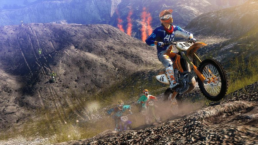 MX vs. ATV Supercross Encore Review - Screenshot 1 of 4