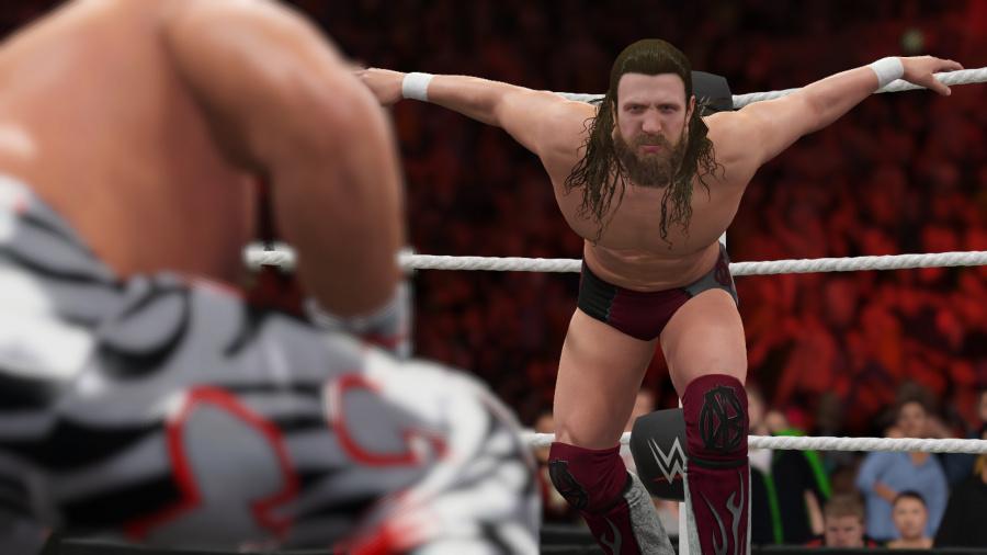 WWE 2K16 Review - Screenshot 1 of 6