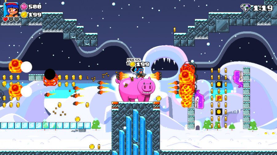 Mega Coin Squad Review - Screenshot 1 of 2