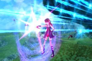 Sword Art Online: Lost Song Screenshot