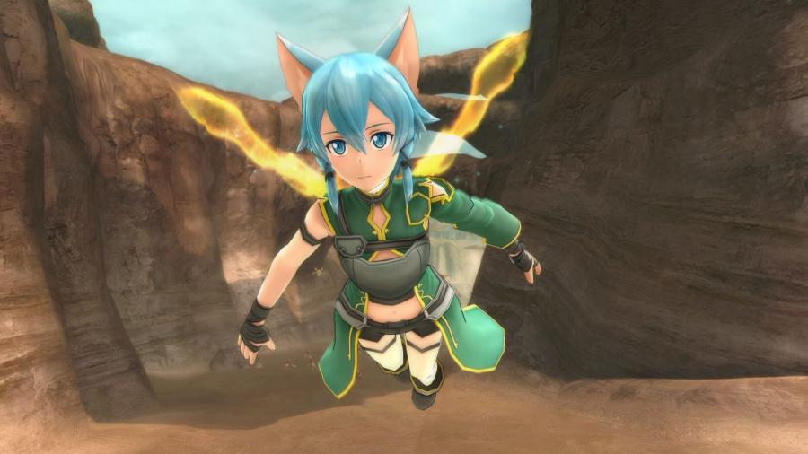 Sword Art Online: Lost Song Review - Screenshot 1 of 4