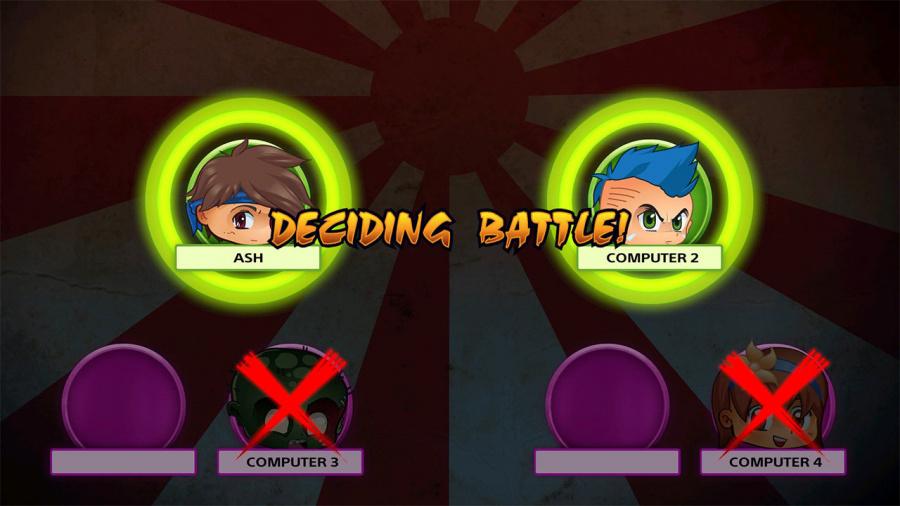 Battle Trivia Knockout Review - Screenshot 1 of 3