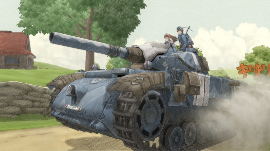 Valkyria Chronicles Remastered Review - Screenshot 1 of 4