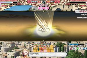 Eiyuu Senki - The World Conquest Screenshot