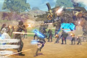Valkyria Revolution Screenshot