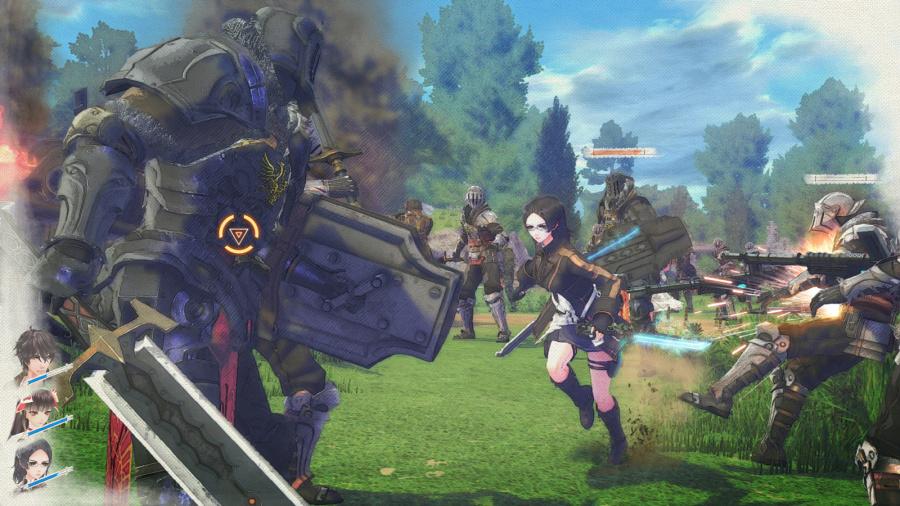 Valkyria Revolution Review - Screenshot 1 of 3